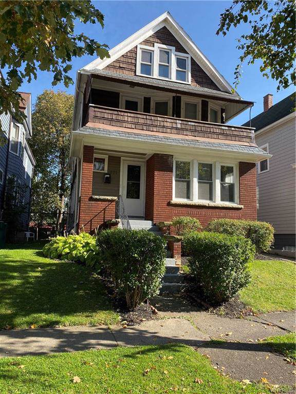 831 Ashland Avenue, Buffalo, NY 14222 (MLS #B1234532) :: Robert PiazzaPalotto Sold Team