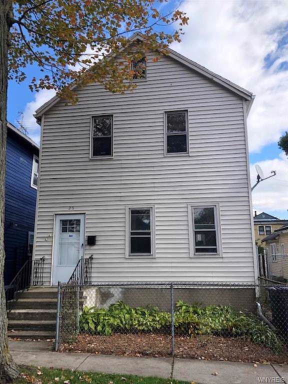 25 College Street, Buffalo, NY 14201 (MLS #B1235373) :: Robert PiazzaPalotto Sold Team