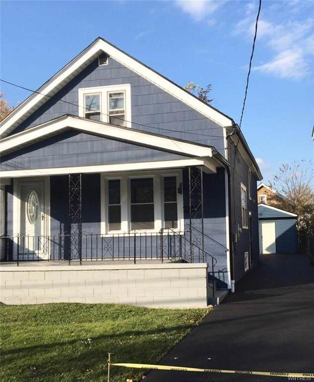 120 Hastings Avenue, Buffalo, NY 14215 (MLS #B1235523) :: Robert PiazzaPalotto Sold Team