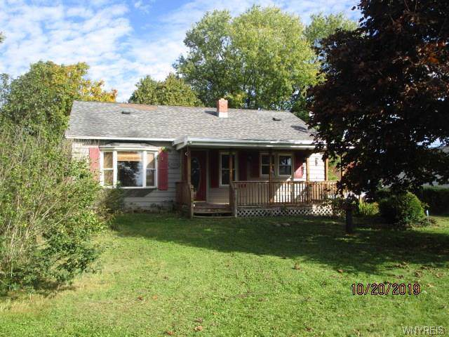 2974 Route 39, Collins, NY 14034 (MLS #B1235763) :: Robert PiazzaPalotto Sold Team
