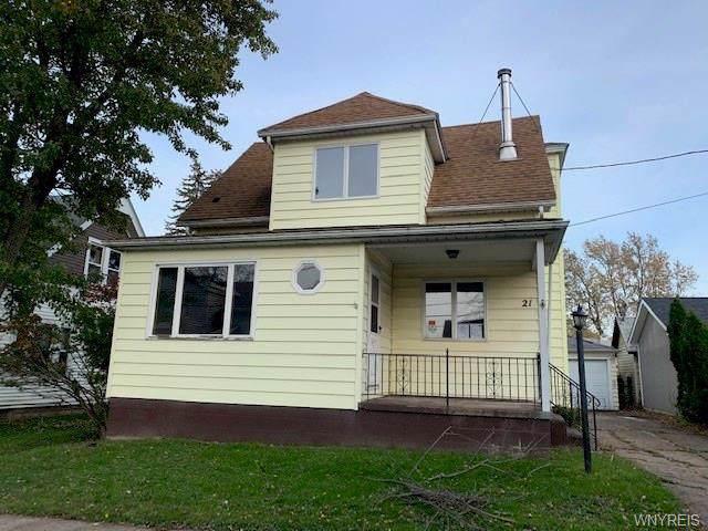 21 Klink Place, West Seneca, NY 14224 (MLS #B1236799) :: Updegraff Group