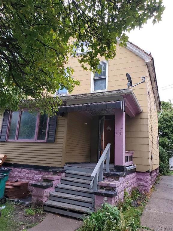 105 Eller Avenue, Buffalo, NY 14211 (MLS #B1237167) :: MyTown Realty