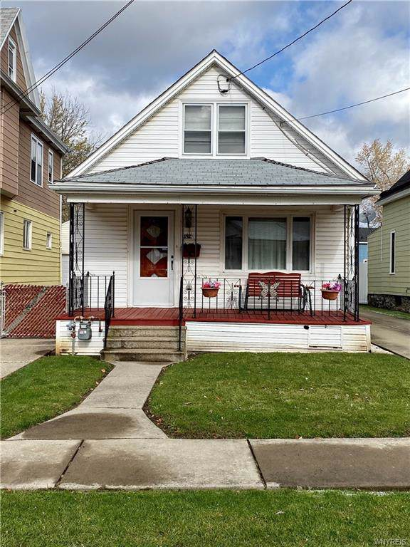 142 Vanderbilt Street, Buffalo, NY 14206 (MLS #B1237375) :: 716 Realty Group