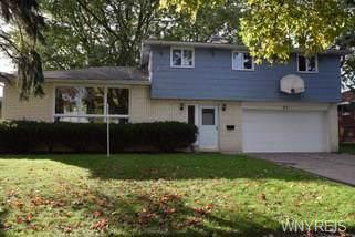 63 Parkside Drive, West Seneca, NY 14224 (MLS #B1237399) :: Updegraff Group
