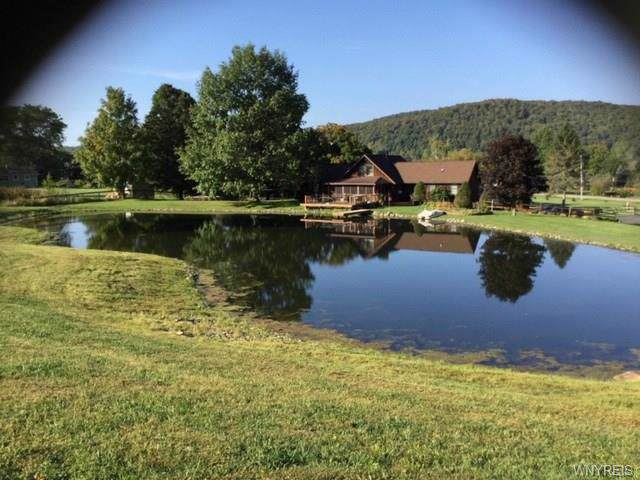 9700 Route 240 Road, Ashford, NY 14171 (MLS #B1237672) :: The Glenn Advantage Team at Howard Hanna Real Estate Services