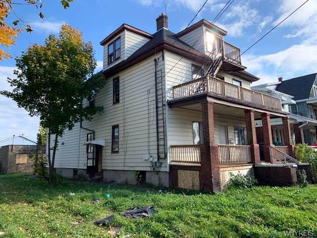 545 Tronolone Place, Niagara Falls, NY 14301 (MLS #B1237998) :: The Glenn Advantage Team at Howard Hanna Real Estate Services