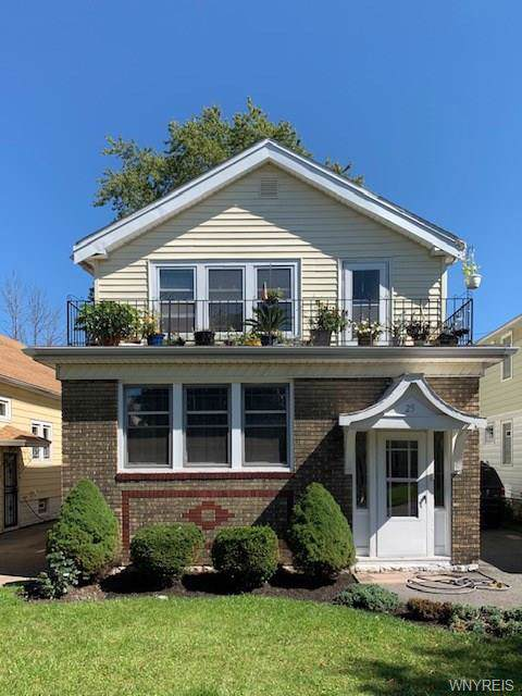 25 Pendennis Place, Cheektowaga, NY 14225 (MLS #B1238209) :: BridgeView Real Estate Services