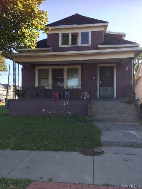 501 Grider Street, Buffalo, NY 14215 (MLS #B1238493) :: Updegraff Group