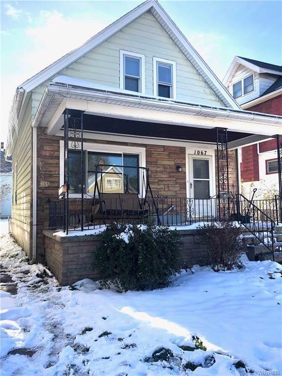 1067 E Lovejoy Street, Buffalo, NY 14206 (MLS #B1238759) :: BridgeView Real Estate Services