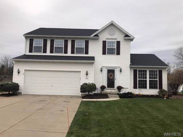 102 Echowood Court, Amherst, NY 14051 (MLS #B1239078) :: 716 Realty Group