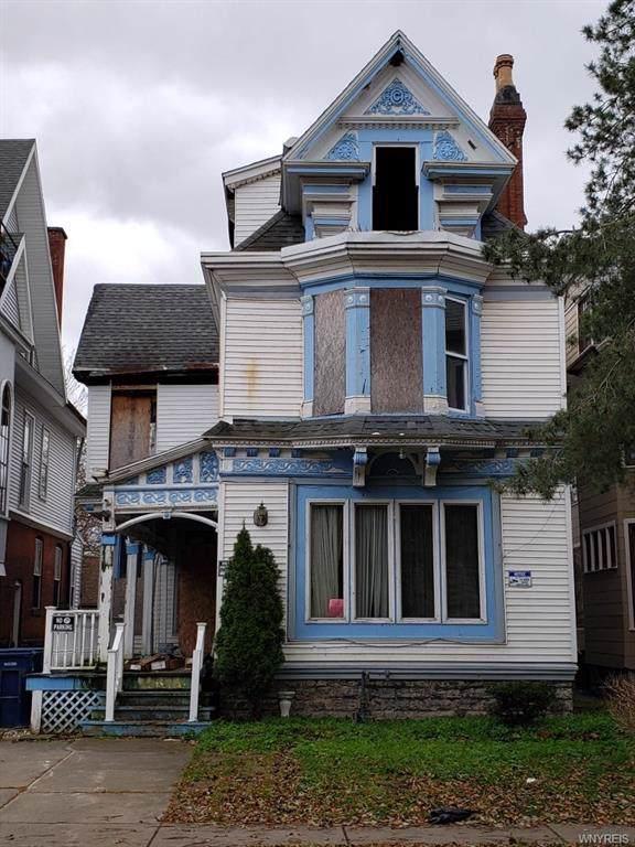 325 Jersey Street, Buffalo, NY 14201 (MLS #B1239647) :: Updegraff Group