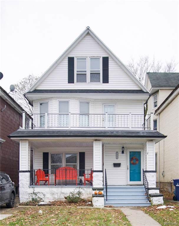 1735 Amherst Street, Buffalo, NY 14214 (MLS #B1239715) :: Robert PiazzaPalotto Sold Team