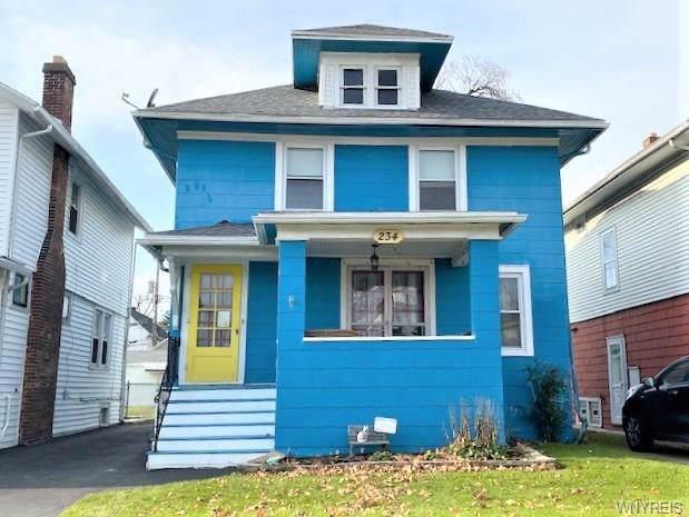 234 Norwalk Avenue, Buffalo, NY 14216 (MLS #B1240007) :: Robert PiazzaPalotto Sold Team