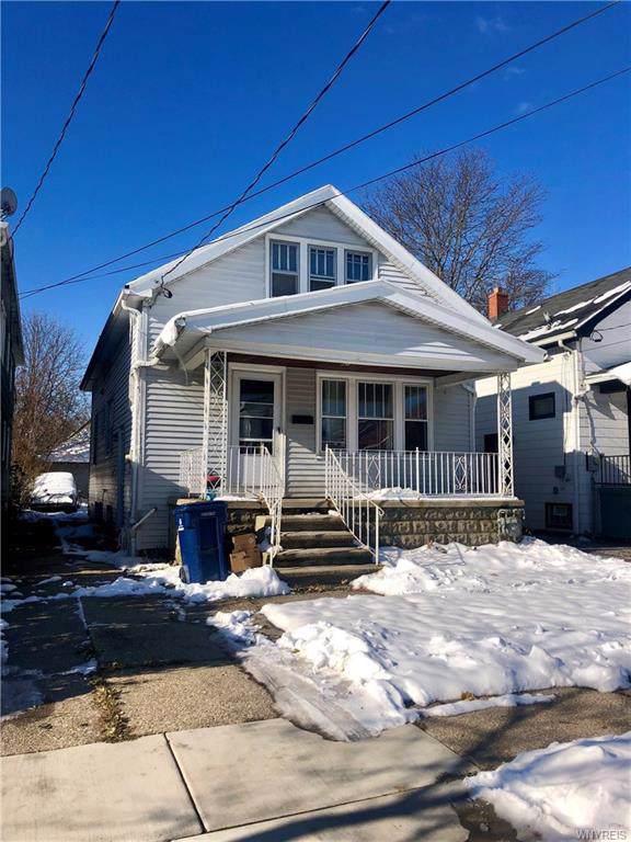 76 Wilkes Avenue, Buffalo, NY 14215 (MLS #B1241119) :: Updegraff Group