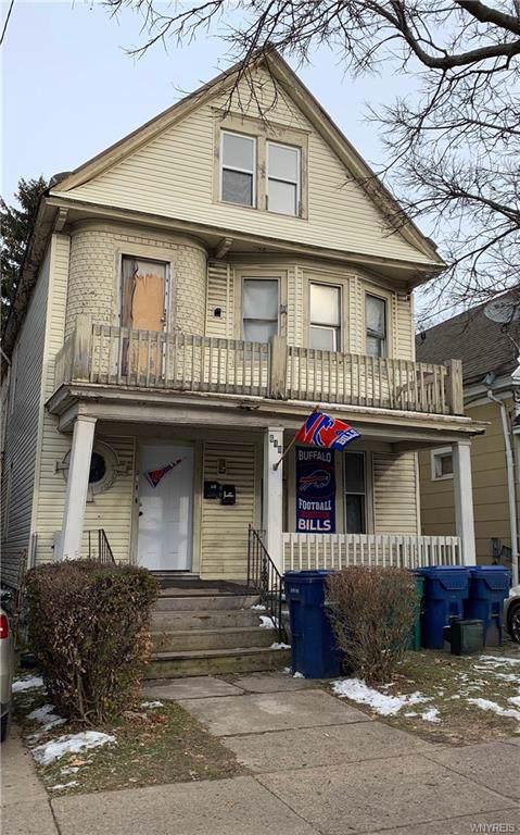 648 E Utica Street, Buffalo, NY 14221 (MLS #B1241167) :: 716 Realty Group