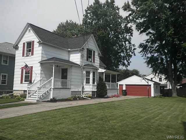 721 Payne Avenue, North Tonawanda, NY 14120 (MLS #B1241228) :: 716 Realty Group