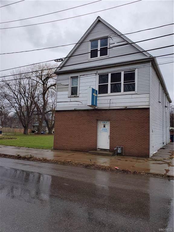 460 Elk Street, Buffalo, NY 14210 (MLS #B1241620) :: MyTown Realty