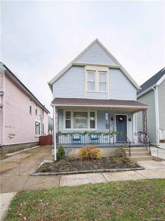 22 S Putnam Street, Buffalo, NY 14213 (MLS #B1241816) :: The CJ Lore Team   RE/MAX Hometown Choice