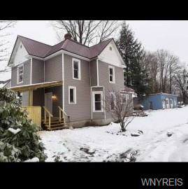 206 8th Street, Little Valley, NY 14755 (MLS #B1242394) :: BridgeView Real Estate Services
