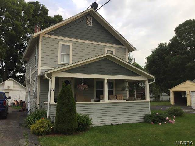 14 Trapping Brook Road, Wellsville, NY 14895 (MLS #B1242746) :: Updegraff Group