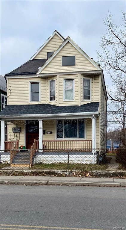 258 Doat Street, Buffalo, NY 14211 (MLS #B1243602) :: MyTown Realty