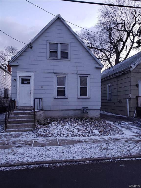 91 Roosevelt Avenue, Buffalo, NY 14215 (MLS #B1244272) :: MyTown Realty