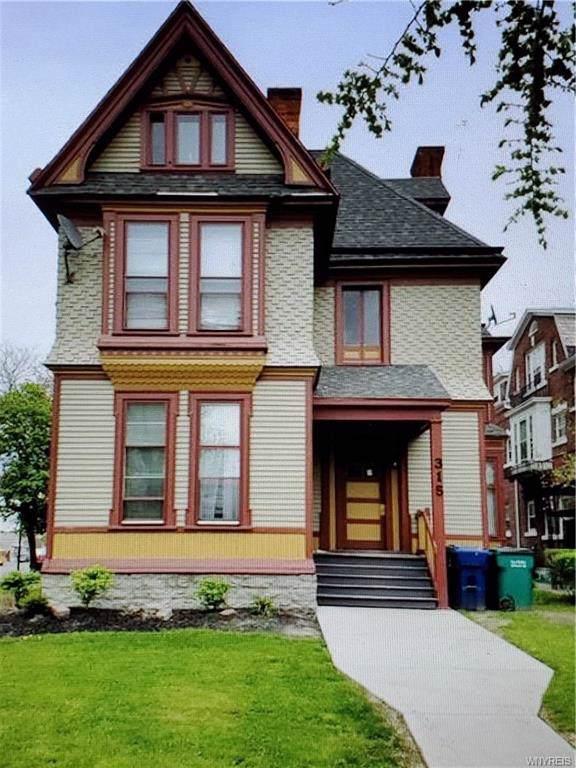 315 Linwood Avenue, Buffalo, NY 14209 (MLS #B1244370) :: MyTown Realty