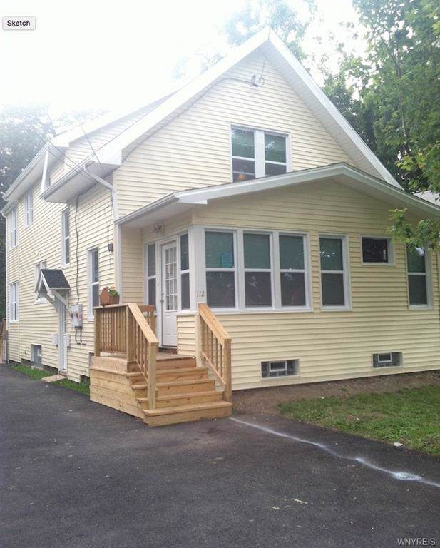 112 Evans Street, Amherst, NY 14221 (MLS #B1245258) :: BridgeView Real Estate Services