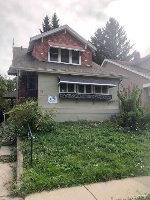281 Northland Avenue, Buffalo, NY 14208 (MLS #B1245605) :: MyTown Realty