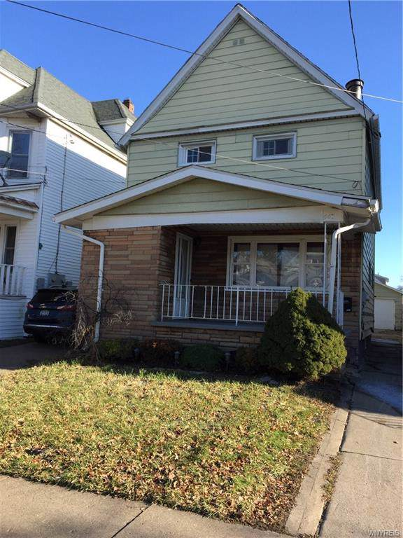 447 S Ogden Street, Buffalo, NY 14206 (MLS #B1246409) :: The CJ Lore Team | RE/MAX Hometown Choice