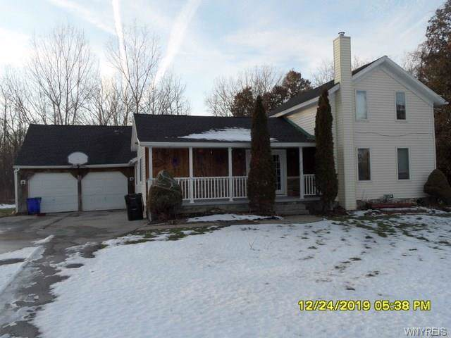 2362 County Line Road, Alden, NY 14004 (MLS #B1246801) :: 716 Realty Group