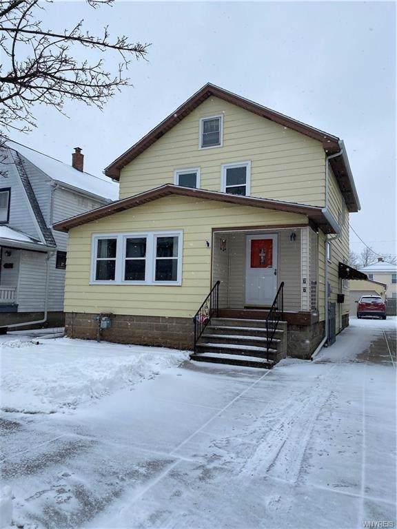 77 Brinton Street, Buffalo, NY 14214 (MLS #B1246934) :: Robert PiazzaPalotto Sold Team