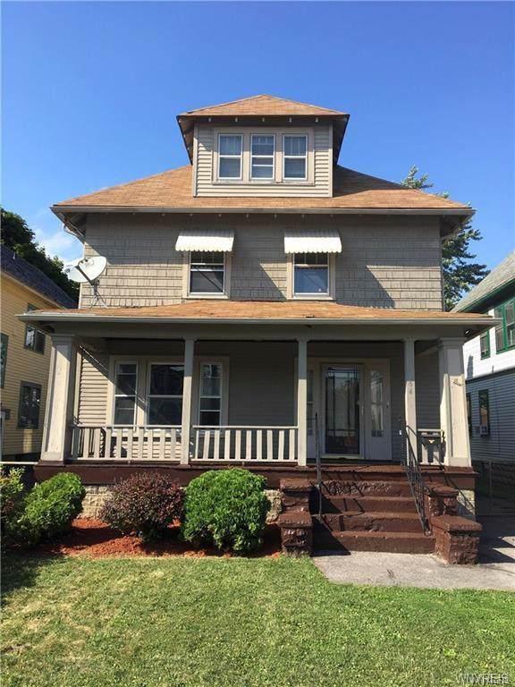 264 Lasalle Avenue, Buffalo, NY 14215 (MLS #B1246968) :: MyTown Realty