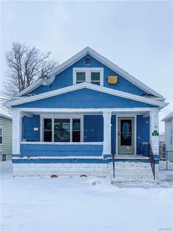 48 Dundee Street, Buffalo, NY 14220 (MLS #B1247231) :: Robert PiazzaPalotto Sold Team
