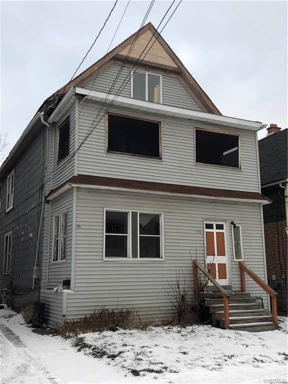 114 Edson Street, West Seneca, NY 14210 (MLS #B1247345) :: The Chip Hodgkins Team