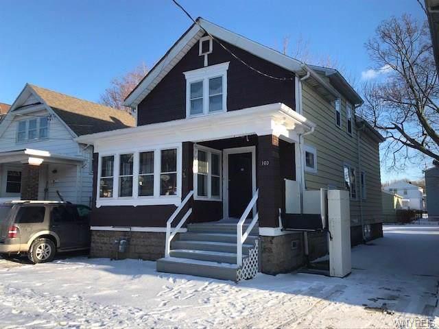 103 Weyand Avenue, Buffalo, NY 14210 (MLS #B1247421) :: Robert PiazzaPalotto Sold Team