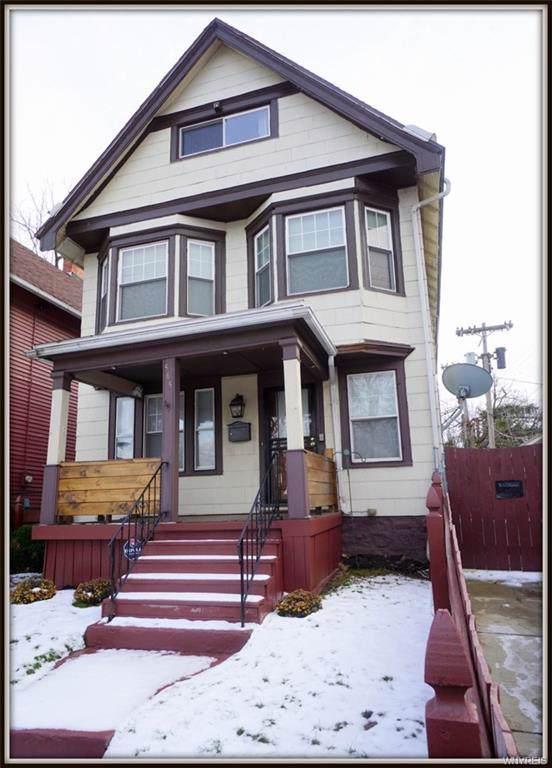 565 Forest Avenue, Buffalo, NY 14222 (MLS #B1247567) :: MyTown Realty