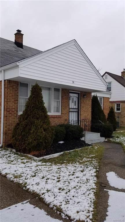 24 Lucid Drive, Cheektowaga, NY 14225 (MLS #B1248105) :: Robert PiazzaPalotto Sold Team