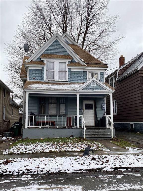 162 Brinkman Avenue, Buffalo, NY 14211 (MLS #B1248129) :: Robert PiazzaPalotto Sold Team
