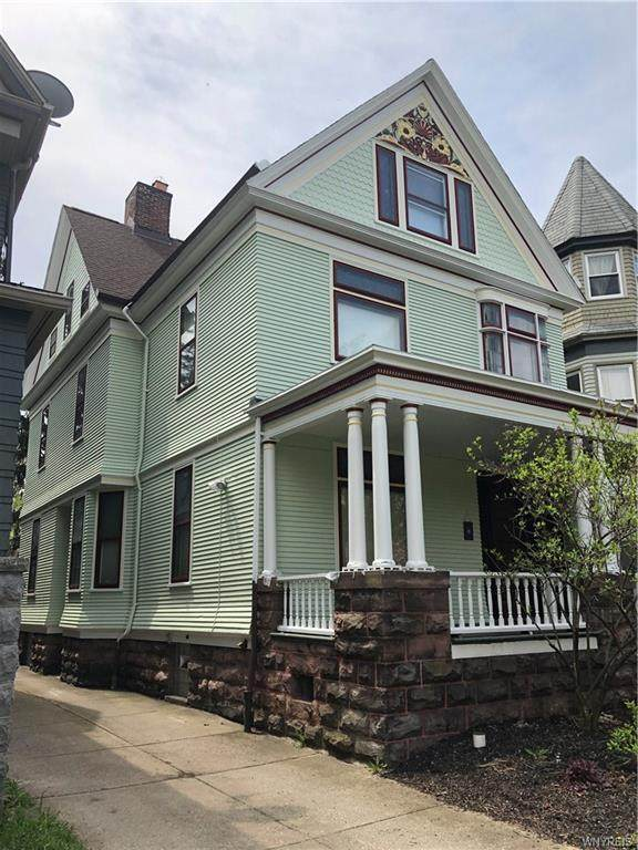 541 W Ferry St Street, Buffalo, NY 14222 (MLS #B1249596) :: The CJ Lore Team   RE/MAX Hometown Choice