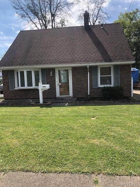 568 77th Street, Niagara Falls, NY 14304 (MLS #B1249853) :: BridgeView Real Estate Services