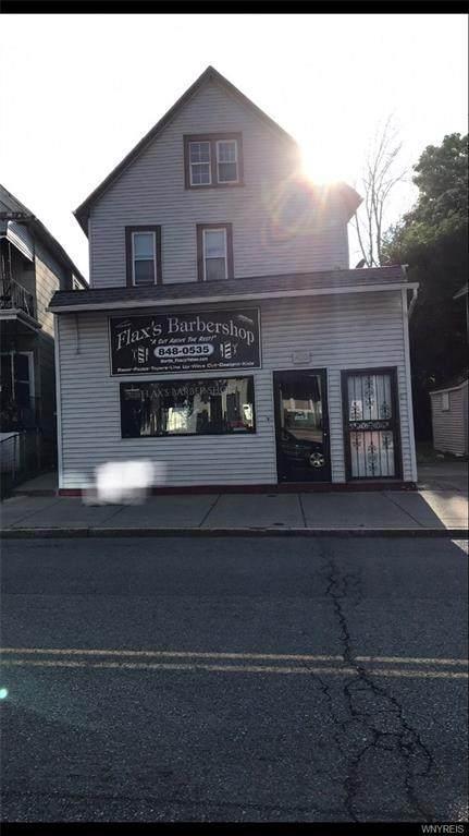 420 Grant Street, Buffalo, NY 14213 (MLS #B1250023) :: MyTown Realty