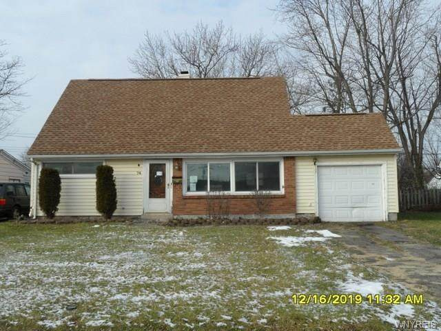 74 Marilyn Drive, Grand Island, NY 14072 (MLS #B1250054) :: BridgeView Real Estate Services