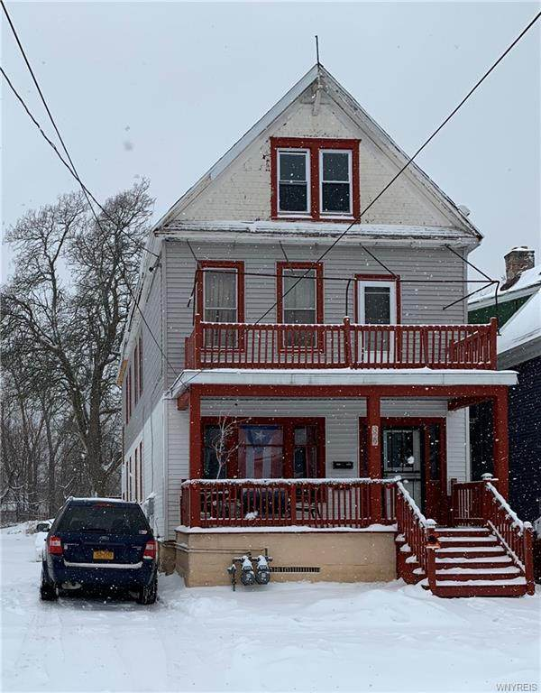 329 Winslow Avenue, Buffalo, NY 14211 (MLS #B1250137) :: MyTown Realty