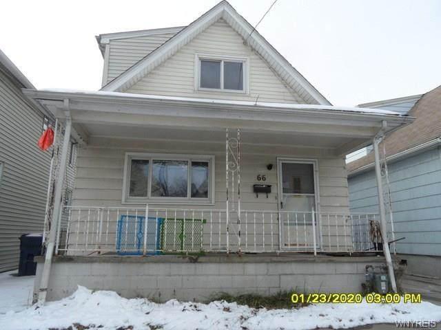 66 Glor Street, Buffalo, NY 14207 (MLS #B1250345) :: The CJ Lore Team | RE/MAX Hometown Choice