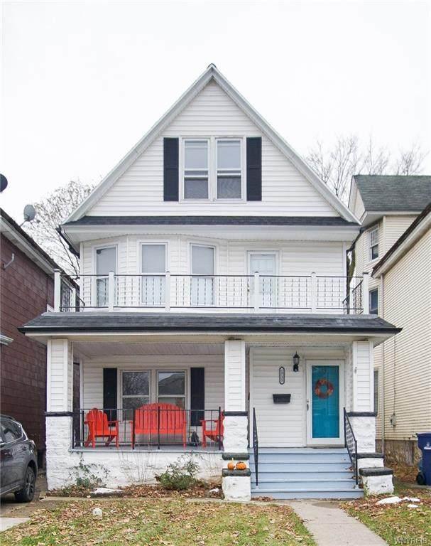 1735 Amherst Street, Buffalo, NY 14214 (MLS #B1250569) :: MyTown Realty