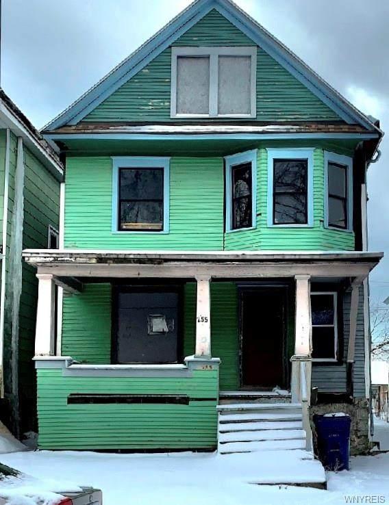 255 Breckenridge Street, Buffalo, NY 14213 (MLS #B1250897) :: MyTown Realty
