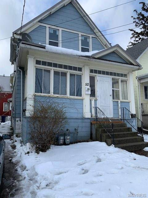 52 Birch Place, Buffalo, NY 14215 (MLS #B1250971) :: BridgeView Real Estate Services