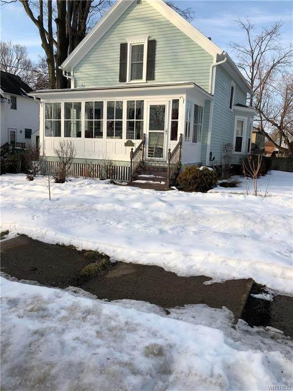 27 Linwood Avenue, Hamburg, NY 14075 (MLS #B1251069) :: BridgeView Real Estate Services
