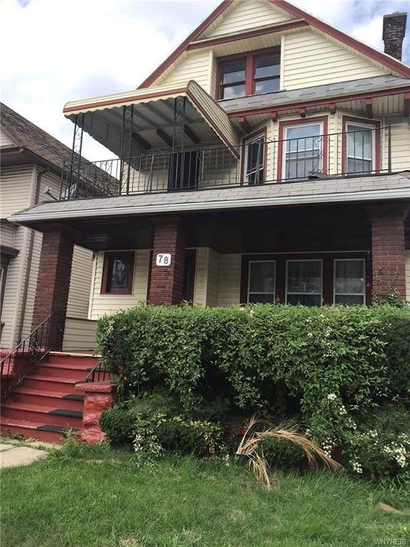 78 Beverly Road, Buffalo, NY 14208 (MLS #B1251104) :: MyTown Realty